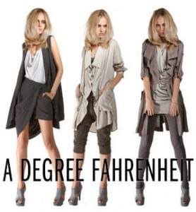A Degree fashion image