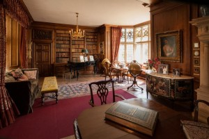 The Dent Brocklehurst Family's Private Library