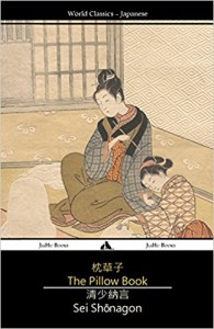 The Pillow Book by Sei Shonogan book cover